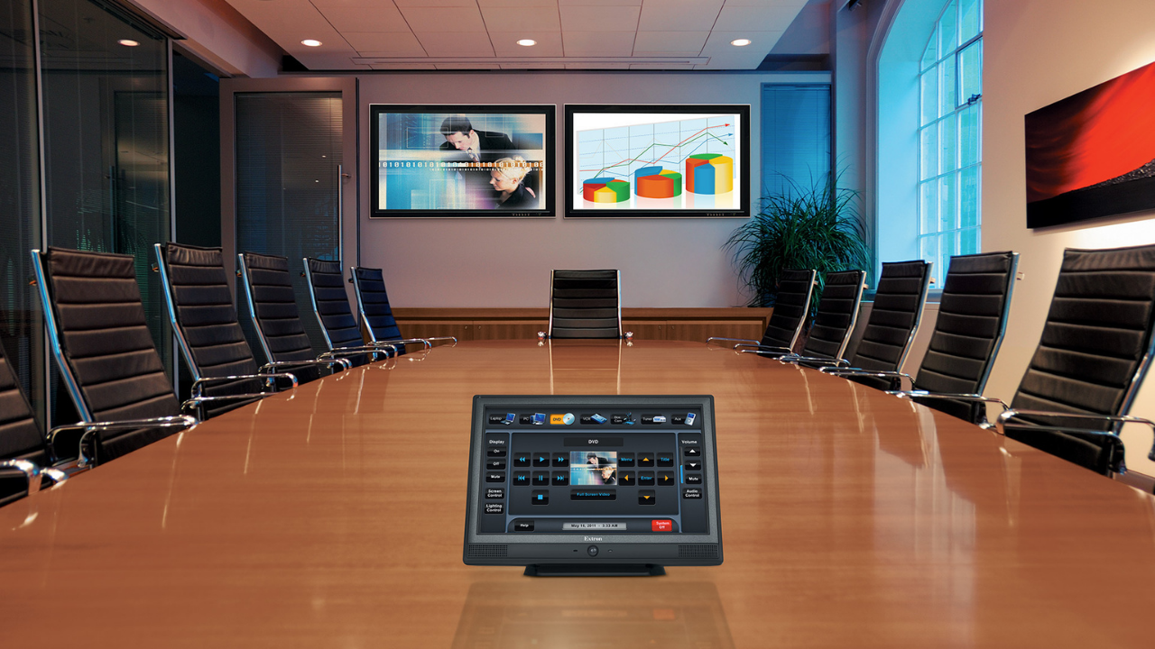 What is an AV Control System and why do you need one in your boardroom?